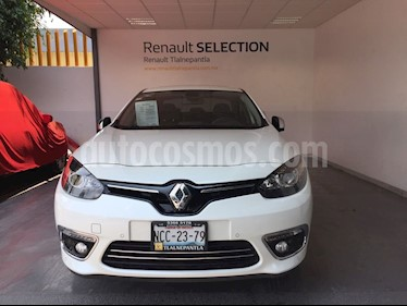 Foto venta Auto Usado Renault Fluence Dynamique CVT (2015) color Blanco Perla precio $195,000