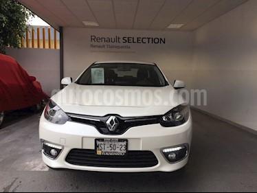 Foto venta Auto Seminuevo Renault Fluence Dynamique CVT (2015) color Blanco Perla precio $195,000