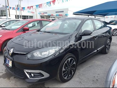 Foto venta Auto Seminuevo Renault Fluence Dynamique CVT (2017) color Negro precio $229,000