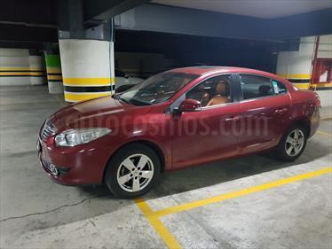 Foto venta Auto usado Renault Fluence Dynamique Pack CVT (2011) color Vino Tinto precio $124,000
