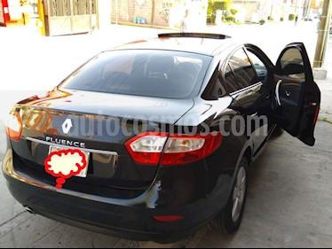 Foto venta Auto usado Renault Fluence Dynamique Pack CVT (2011) color Negro precio $110,000