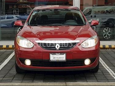 Foto venta Auto Usado Renault Fluence Dynamique Pack CVT (2011) color Rojo precio $119,000