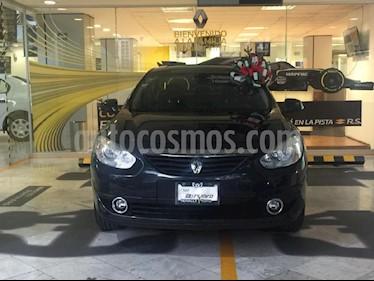 Foto venta Auto Seminuevo Renault Fluence Dynamique Pack CVT (2012) color Negro precio $133,000