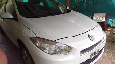 Foto venta Auto usado Renault Fluence Dynamique (2014) color Blanco Glaciar precio $255.000
