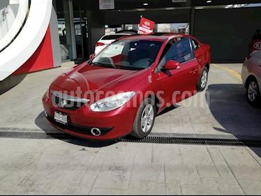 Foto venta Auto Seminuevo Renault Fluence Dynamique (2011) color Rojo precio $108,000