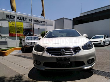Foto venta Auto Usado Renault Fluence Expression CVT  (2013) color Blanco precio $130,000