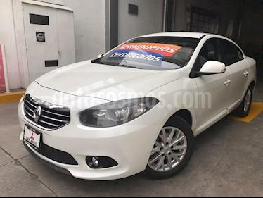 Foto venta Auto Seminuevo Renault Fluence Expression CVT (2014) color Blanco Perla precio $145,000