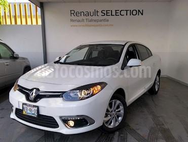 Foto venta Auto Seminuevo Renault Fluence Expression CVT (2017) color Blanco precio $220,000