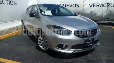 Foto venta Auto Seminuevo Renault Fluence Expression CVT (2014) color Plata