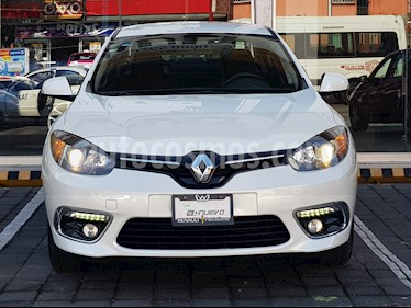Foto venta Auto Seminuevo Renault Fluence Expression (2015) color Blanco Perla precio $159,000