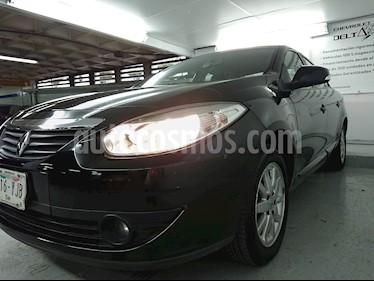 Foto venta Auto Seminuevo Renault Fluence Expression (2012) color Negro precio $99,900