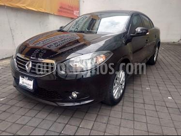 Foto venta Auto Seminuevo Renault Fluence Expression (2014) color Negro precio $149,000