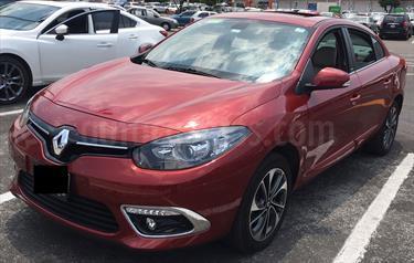 Foto venta Auto usado Renault Fluence Privilege CVT (2016) color Vino Tinto precio $205,000