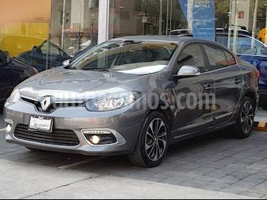 Foto venta Auto Seminuevo Renault Fluence Privilege CVT (2017) color Gris Acero precio $275,000