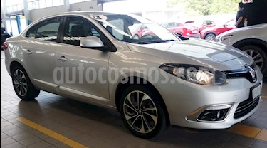 Foto venta Auto usado Renault Fluence Privilege CVT (2015) color Plata Ultra precio $180,000