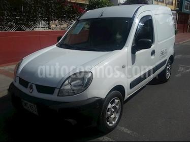 Renault Kangoo 1.6L Ac usado (2010) color Blanco precio $20.900.000