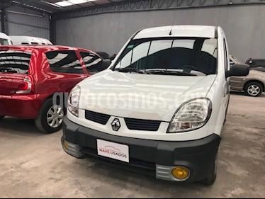 Foto venta Auto Usado Renault Kangoo 1.6 2 Confort 5as Aa Da Svt 1plc (2012) color Blanco precio $175.000