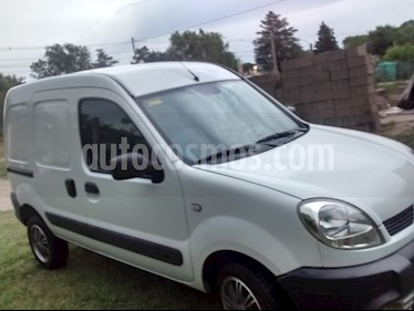 Foto venta Auto usado Renault Kangoo 2 Break 1.5 dCi Authentique Plus (2009) color Blanco precio $150.000