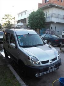 Foto venta Auto usado Renault Kangoo 2 Break 1.6 Authentique Plus 2P (2011) color Gris Acero precio $185.000