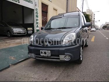 Foto venta Auto Usado Renault Kangoo 2 Break 1.6 Authentique Plus 2P (2012) color Gris Cuarzo precio $215.000