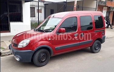 Foto venta Auto Usado Renault Kangoo 2 Break 1.6 Authentique Plus 2P (2013) color Rojo Vivo