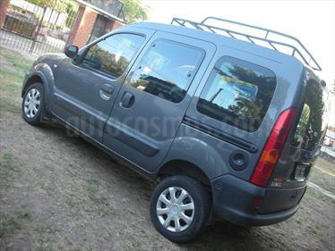 Foto venta Auto usado Renault Kangoo 2 Break 1.6 Authentique Plus (2010) color Gris Acero precio $200.000