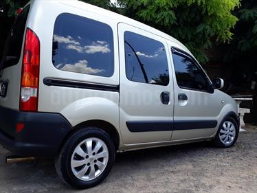 Foto venta Auto Usado Renault Kangoo 2 Break 1.6 Authentique Plus (2014) color Champagne precio $245.000