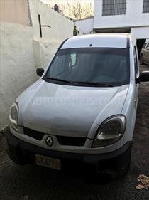 Foto venta Auto Usado Renault Kangoo 2 Express 1.5 dCi Confort (2009) color Blanco Alaska precio $118.000
