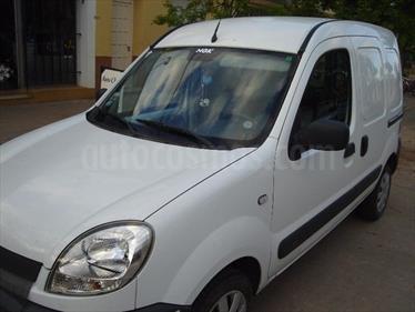 Foto venta Auto Usado Renault Kangoo 2 Express 1.5 dCi Grand Confort (2009) color Blanco precio $173.000