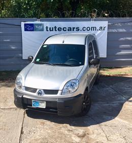 Foto venta Auto Usado Renault Kangoo 2 Express 1.5 Diesel Confort 2P 5 Pas (2013) color Gris Acero precio $195.000