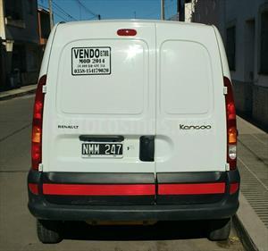 Foto venta Auto Usado Renault Kangoo 2 Express 1.6 Confort 1P (2014) color Blanco Glaciar precio $180.000