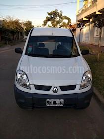 Foto venta Auto usado Renault Kangoo 2 Express 1.6 Confort 1P (2011) color Blanco Glaciar precio $170.000