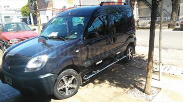Foto venta Auto Usado Renault Kangoo 2 Express 1.6 Confort 5 Pas (2013) color Azul precio $200.000