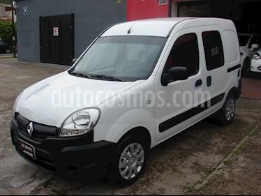 Foto venta Auto Usado Renault Kangoo 2 Express 1.6 Confort Pack 2P 5 Pas (2015) color Blanco Glaciar precio $295.000