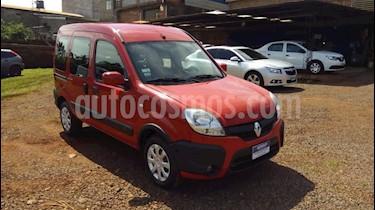 Foto venta Auto Usado Renault Kangoo Authentique Plus 1.6 Da Aa Cd Pk 2 P (2015) color Rojo precio $295.000