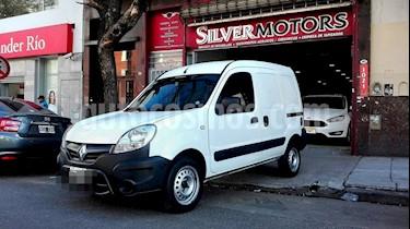Foto venta Auto Usado Renault Kangoo Break 1.6 2 PLC (2014) color Blanco Glaciar precio $249.000