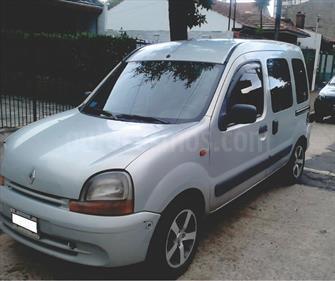 Foto venta Auto usado Renault Kangoo Break 1.9 DSL Authentique (2006) color Gris precio $130.000