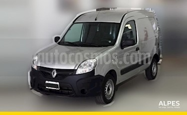 Foto venta Auto Usado Renault Kangoo Break Confort 1.6 (2015) color Gris Claro precio $245.000