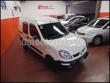 Foto venta Auto usado Renault Kangoo Confort 1.5 Dci Cd Da Svt 1p (2010) color Blanco precio $145.000