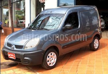 Foto venta Auto Usado Renault Kangoo Confort 1.6 Cd Aa Da S/vidrio Tras. 1 P L (2013) color Azul precio $218.000