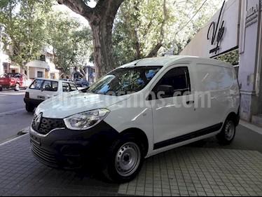 Foto venta Auto Usado Renault Kangoo Express 1.6 (2018) color Blanco
