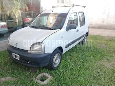 Foto venta Auto Usado Renault Kangoo Express 1.9 DSL RL (2007) color Blanco precio $135.000