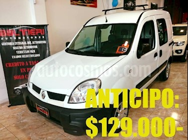 Foto venta Auto Usado Renault Kangoo Kangoo Express 1.6 (2013) color Blanco precio $129.000