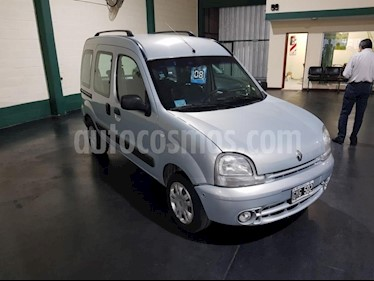 Foto venta Auto Usado Renault Kangoo Sportway 1.9 DSL (2008) color Gris Claro precio $175.000