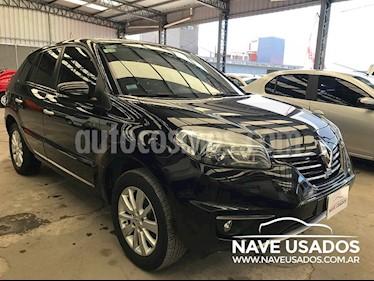 Foto venta Auto Usado Renault Koleos 2.5 Ph3 Expression 4x2 M (2014) color Negro precio $450.000