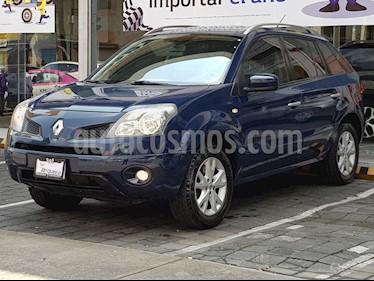 Foto venta Auto Usado Renault Koleos Dynamique Open Sky (2010) color Azul precio $135,000