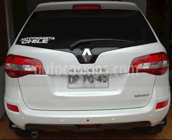 Renault Koleos Expression 4X2  usado (2012) color Blanco precio $7.300.000