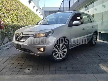 Foto venta Auto Seminuevo Renault Koleos Expression Aut (2014) color Plata precio $179,000