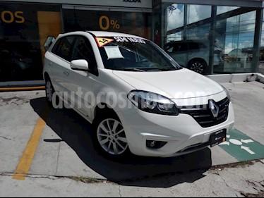 Foto venta Auto Seminuevo Renault Koleos Expression Aut (2014) color Blanco Perla precio $185,000