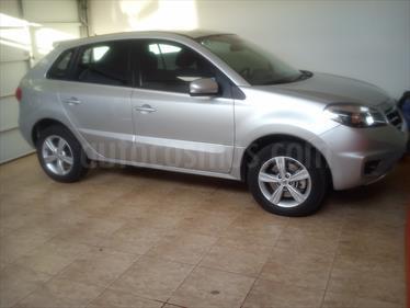Foto venta Auto usado Renault Koleos Expression (2012) color Plata Ultra precio $190,000